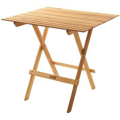 Blue Ridge Chair Works Highlands Folding Side Table