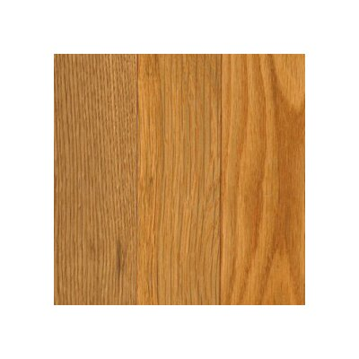 "Shaw Floors Golden Opportunity 2-1/4"" Solid White Oak Flooring in Butterscotch"