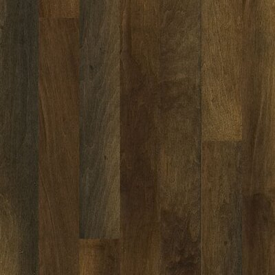 "Shaw Floors Metropolitan Maple 3"" Engineered Hardwood in Espresso"
