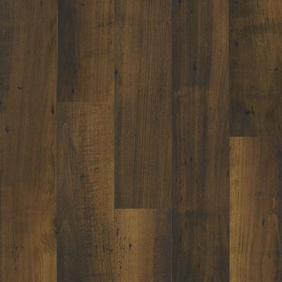 Shaw Floors Left Bank 8mm Maple Laminate in Boulevard Maple
