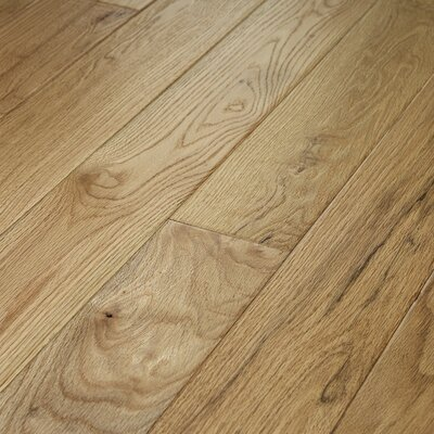 "Shaw Floors Montgomery 5"" Solid Red Oak in Thoroughbred"