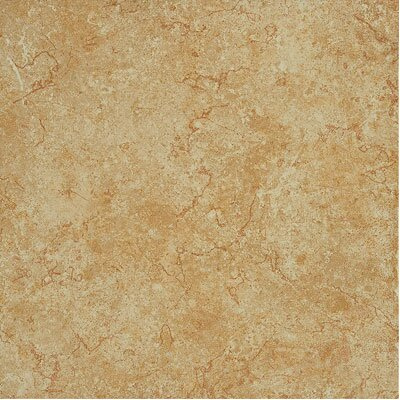 "Shaw Floors La Paz 6-1/2"" x 6-1/2"" Ceramic Tile in Dorado"