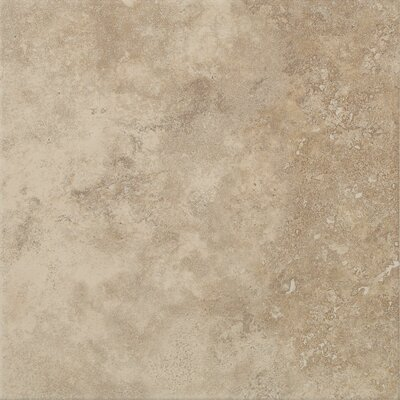 "Shaw Floors Soho 6"" x 6"" Porcelain Tile in Gascogne Beige"