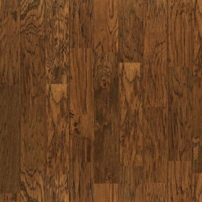 "Shaw Floors Vicksburg 4-7/8"" Engineered Hickory in Cider"