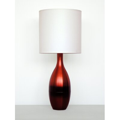 Babette Holland Horizon Juggler Table Lamp with Linen Shade