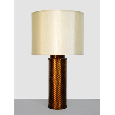 Babette Holland Matrix Table Lamp with Shade