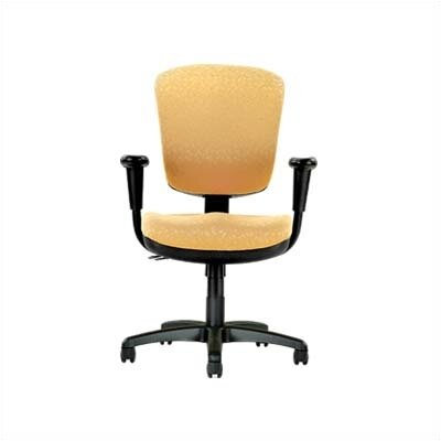 Via Seating Brisbane Mid-Back Office Chair