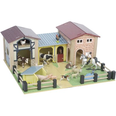 Le Toy Van Farmyard