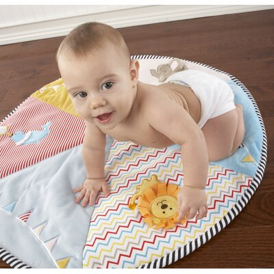 Baby Aspen Big Top Baby Circus Playmat