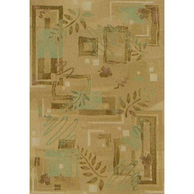 Milliken Innovation Autumn Twill Maize Rug