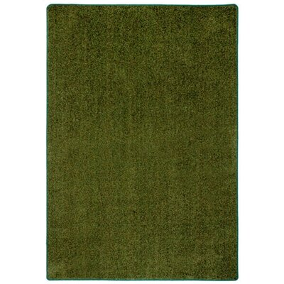 Milliken Modern Times Harmony Deep Olive Rug