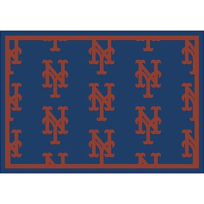 Milliken MLB Team Repeat Baseball Novelty Rug