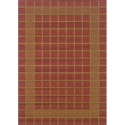 Oriental Weavers Sphinx Lanai Red/Beige Rug