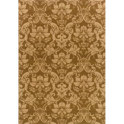 Oriental Weavers Sphinx Knightsbridge Brown/Gold Rug