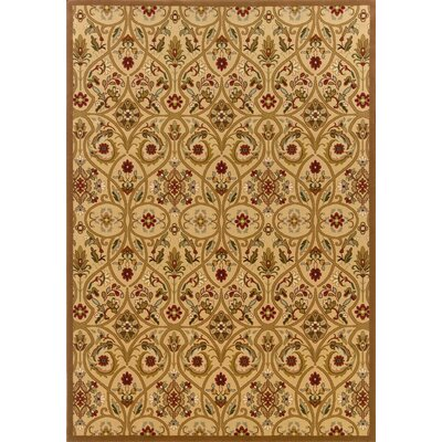 Oriental Weavers Sphinx Knightsbridge Gold/Brown Rug