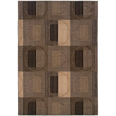 Palermo Grey/Black Rug