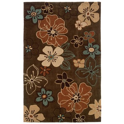 Oriental Weavers Sphinx Paradigm Brown/Rust Rug