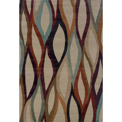 Oriental Weavers Sphinx Adrienne Grey/Multi Abstract Rug