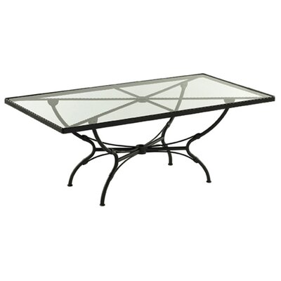 Sifas USA Kross Rectangular Dining Table
