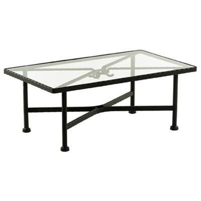 Sifas USA Kross Rectangular CoffeeTable