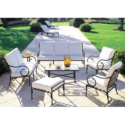 Sifas USA Kross Deep Seating Group with Cushions