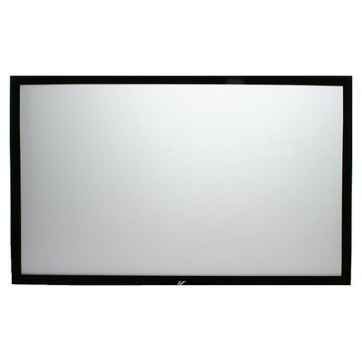 "Elite Screens ezFrame Fixed Frame Rear 100"" 4:3 AR Projection Screen"
