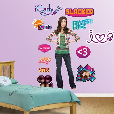 Nickelodeon iCarly Wall Graphic