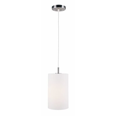 Lite Source Elegante 1 Light Pendant