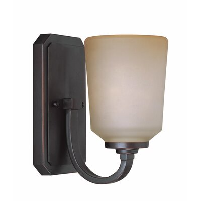 Lite Source Rupert Wall Sconce in Aged Copper