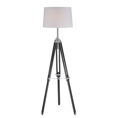 Lite Source Jiordano 1 Light Floor Lamp