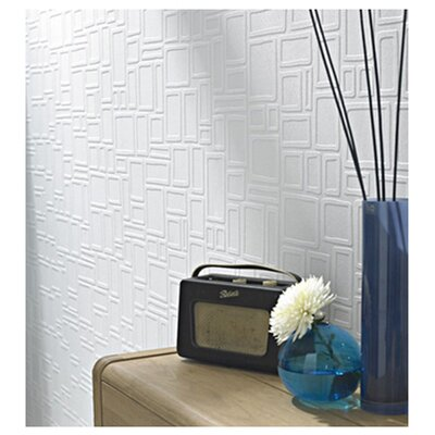 Graham & Brown Feature Wall Paintable Wallpaper