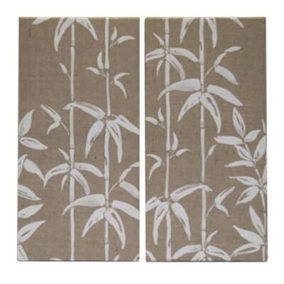 Graham & Brown Sanctuary Canvas (Set of 2)