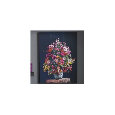 Graham & Brown Bright Floral Canvas Wall Art