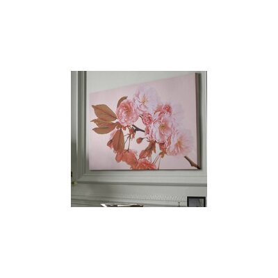 Graham & Brown Peach Blossom Canvas Wall Art
