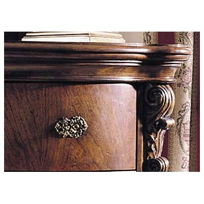 Pulaski Furniture Edwardian 5 Drawer Chest