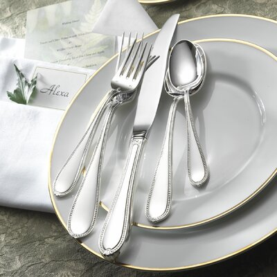 Tuttle Triumph 66 Piece Flatware Dinner Flatware Set