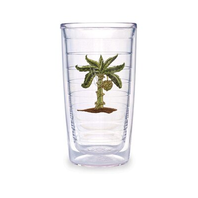 Tervis Tumbler Banana Palm 16 oz. Tumbler (Set of 2)