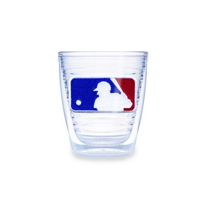 MLB Logo 12 oz Insulated Tumbler (Set of 4)