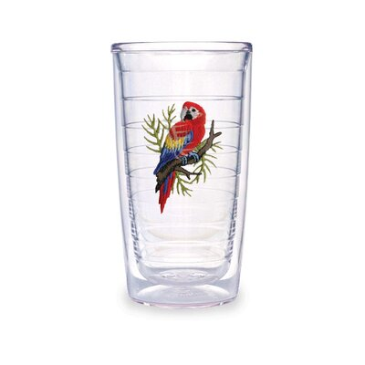Tervis Tumbler Macaw 16 Oz Tumbler (Set of 2)