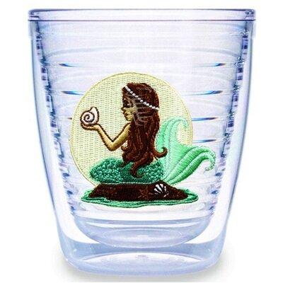 Mermaid 12 oz.Tumbler (Set of 4)