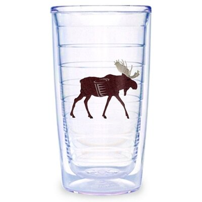 Moose 16 oz. Tumbler (Set of 4)