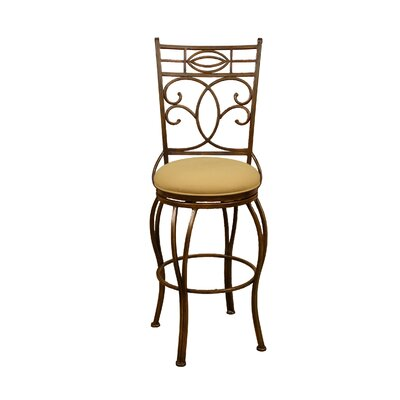 American Heritage Belleview Bar Stool
