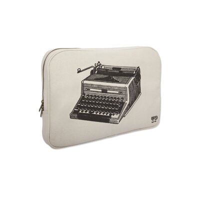 Thomas Paul Laptop Sleeve in Black