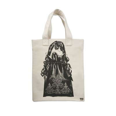 Thomas Paul Luddite Handbag Tote in Black