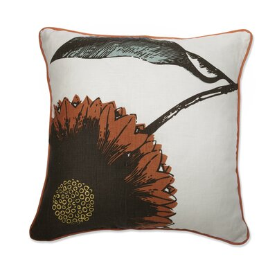Thomas Paul Daisy Pillow in Pumpkin
