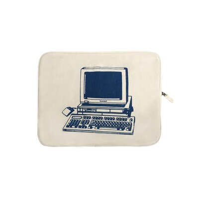 Thomas Paul Big Business Laptop Case in Blue