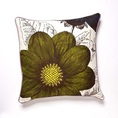 Thomas Paul Botany Pillow in Grass