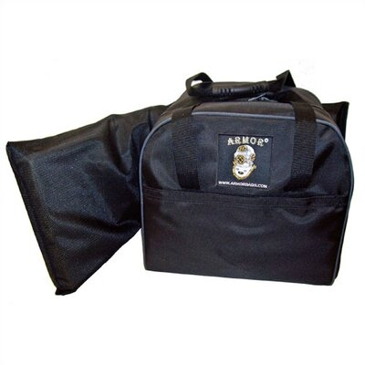 Armor Bags Commercial Helmet Bag in Black