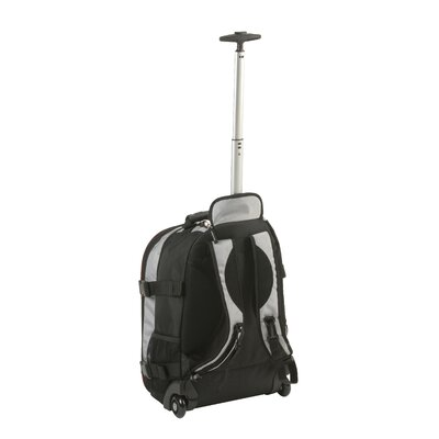 Armor Bags Rolling Carry-on Backpack