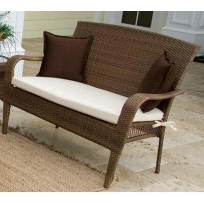 Hospitality Rattan Grenada Patio Loveseat